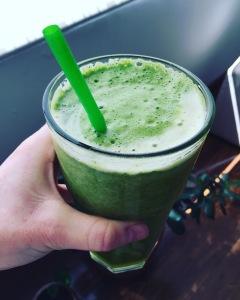 Healthy Happy Choice- green juice - jugo verde