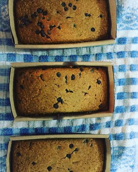 Healthy Happy Choice- Pumkin cake