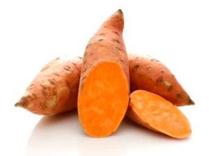 Healthy Happy Choice - Sweet potato / Batata / camote