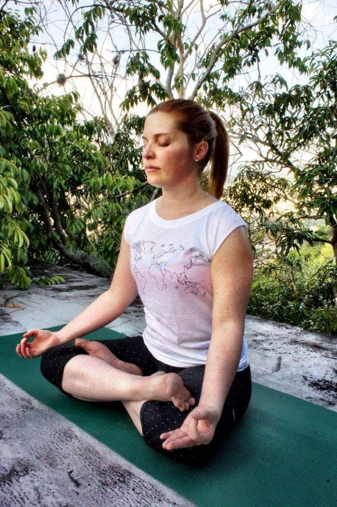 Meditation- Healthy Happy Choice